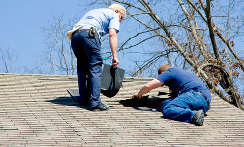Get Coastal Roofers Working on a Roof
