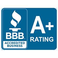 Get Coastal A+ Better Business Logo