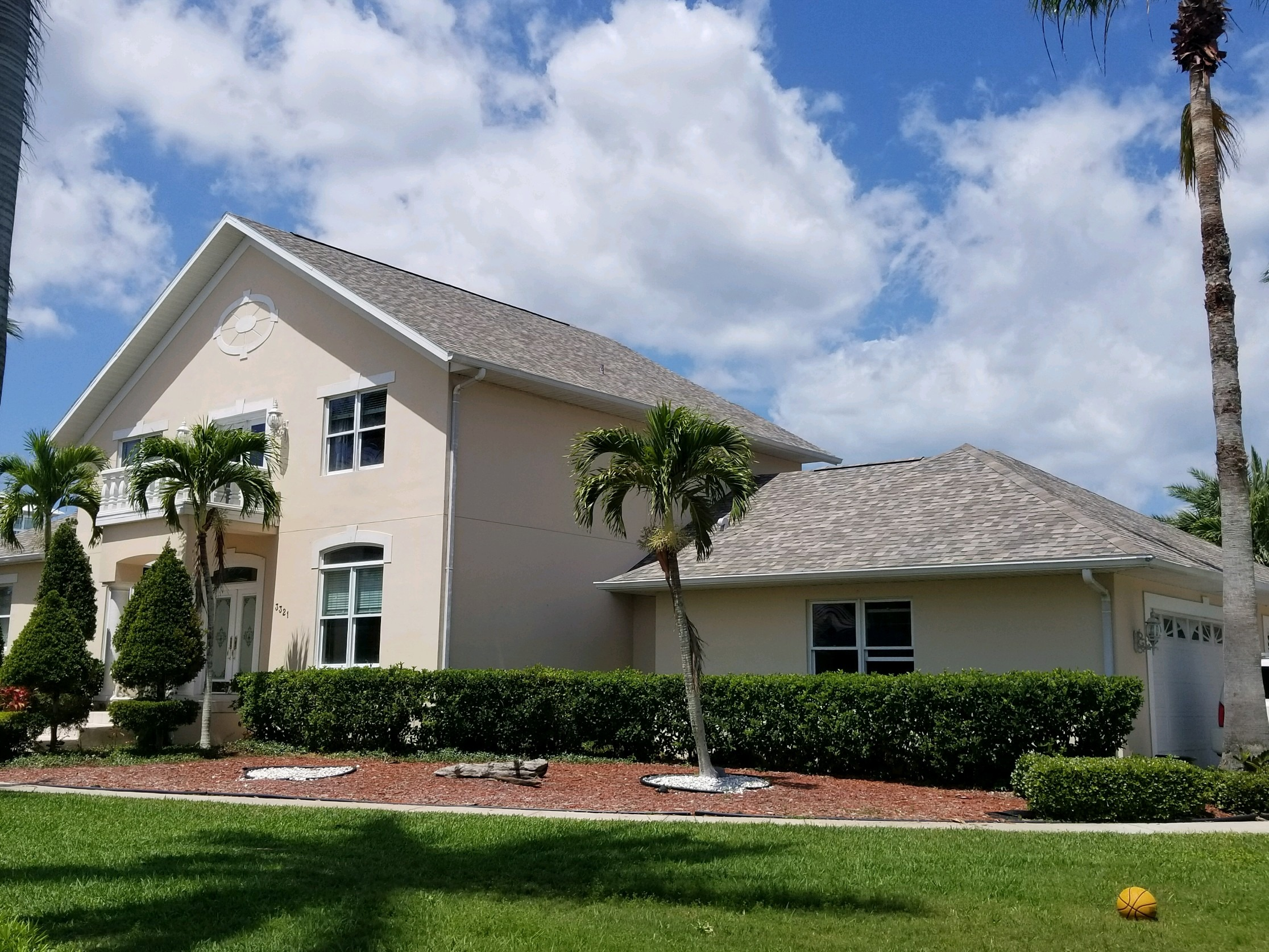Customer Roof Repair - Get Coastal Exteriors