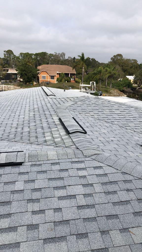 Roof Repair Complete - Get Coastal Exteriors
