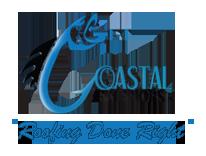 Get Coastal Roofing Logo