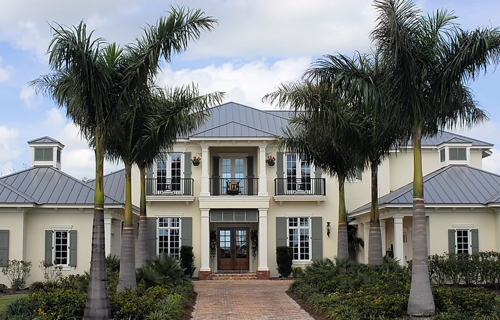 Metal Roofing Home - Get Coastal Exteriors